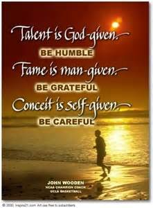 Quotes About God Given Talents