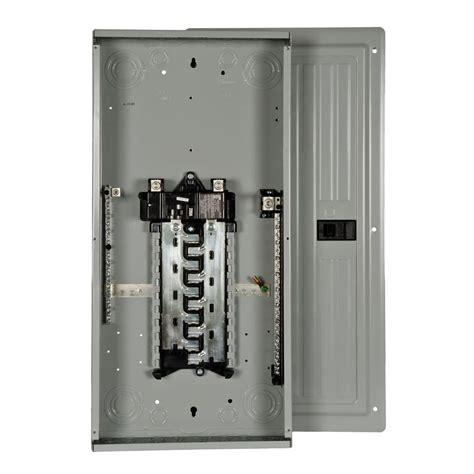 200 20 space 40 circuit breaker load center ebay