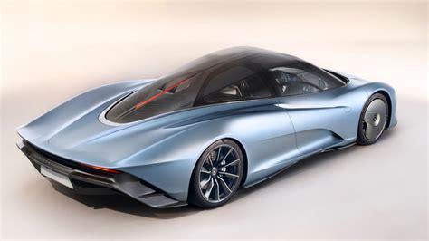 The 2019 Mclaren Speedtail Has Flexible Carbon Fiber That