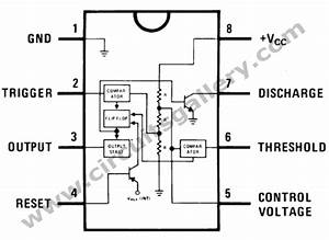 Simple 555 Timer Am Transmitter Schematic For Science Fair