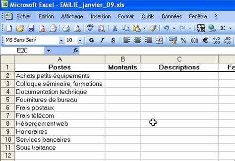 liste fourniture de bureau lilapuce consolider les données excel