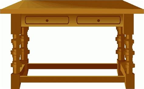 Best Table Clipart #12517 - Clipartion.com