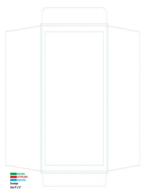 envelope printing template  envelope printing