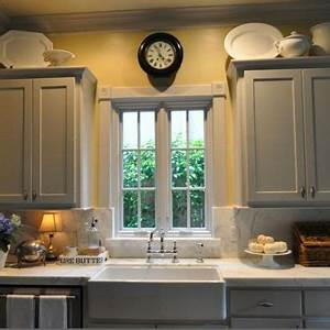 kitchen cabinets quiet colors farmhouse sink marble With kitchen cabinets lowes with yellow grey wall art