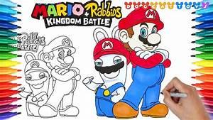 How To Draw Mario   Rabbids Kingdom Battle  157