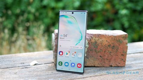 samsung galaxy note 10 review the difference a plus makes slashgear