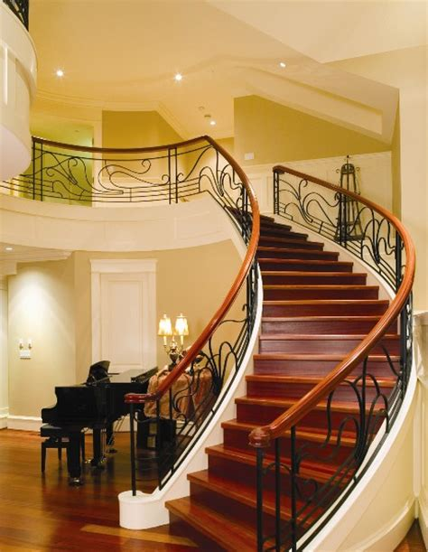 home interior staircase design new home designs latest august 2012
