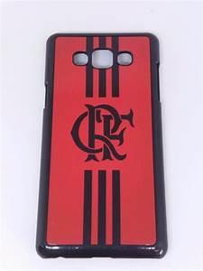 Capa Capinha Case Celular Flamengo Galaxy J2 Prime J7