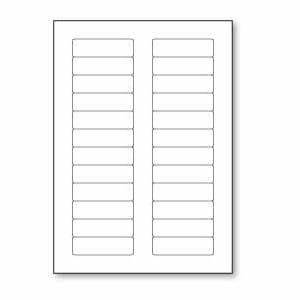 a4 72 x 21mm 24 labels per sheet averyr size With avery equivalent labels
