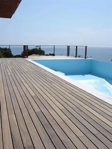 Margelle Piscine Grise : best 25 margelle de piscine ideas on pinterest margelle ~ Melissatoandfro.com Idées de Décoration