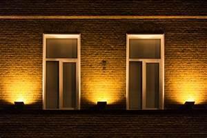 Éclairage Façade Maison : eclairage fa ade jardin maison ~ Melissatoandfro.com Idées de Décoration