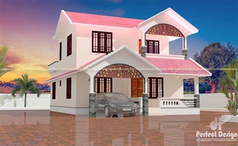 4 bedroom modern home design – Kerala Home Design