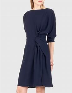 robe bleu conseils et tendances de mode With couleur avec bleu marine