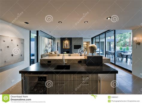 salon et cuisine moderne salon et cuisine moderne cuisine en image