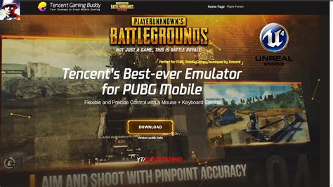 pubg mobile emulator for windows