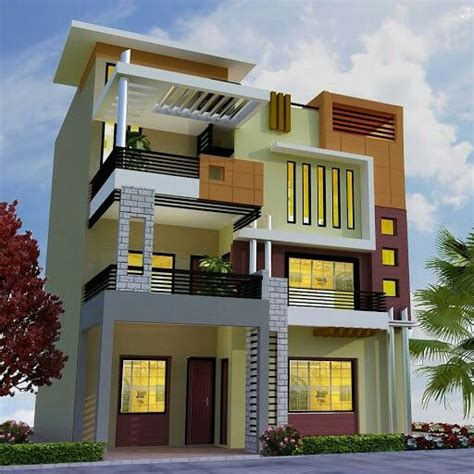 the 518 best house elevation indian compact images on