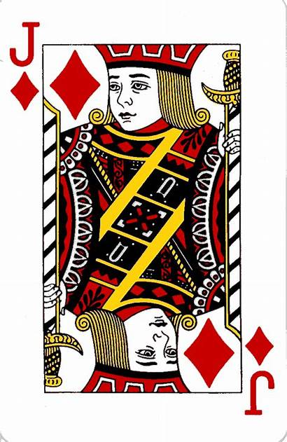 Jack Card Cards Diamonds Playing Poker Clubs