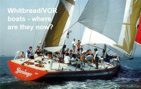 whitbreadvolvo boats      daily sail