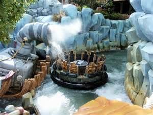 Universal Studios Orlando Water Rides