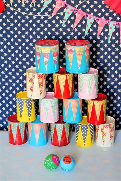 circus party games ideas  pinterest diy