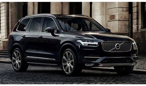 2019 Volvo Xc90 Redesign  New Car Price Update And