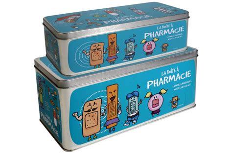 lot de 2 boites a pharmacie bleues bo 238 te de rangement pas cher