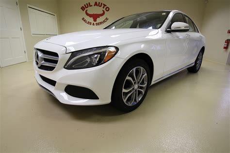 Search over 19,200 listings to find the best local deals. 2015 Mercedes-Benz C-Class C300 4MATIC AWD,LOADED,PANORAMIC SUNROOF,NAVIGATION,LED+XENONS Stock ...
