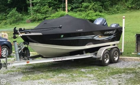 Used Aluminum Fishing Boats New York by Starweld New And Used Boats For Sale