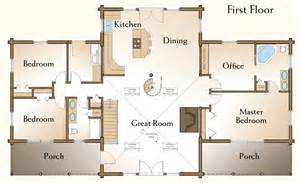 log house floor plans the richmond log home floor plans nh custom log homes gooch real log homes