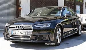 Audi S4 B9 : spyshots 2016 b9 audi s4 snapped undisguised ~ Jslefanu.com Haus und Dekorationen