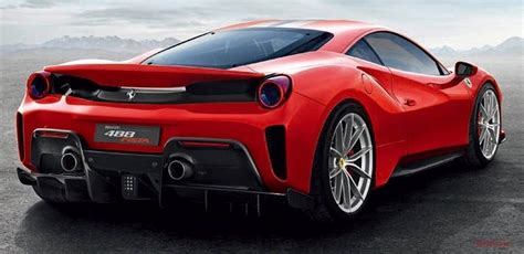 Ferrari 488 Pista Leaked  The Torque Report