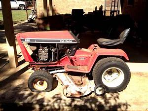 Zombie Engines  Cub Cadet 682