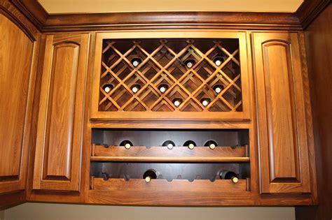 wine rack lattice rack  scalloped rack burrows cabinets central texas builder direct