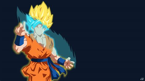 Support us by sharing the content, upvoting wallpapers on the page or sending your own background pictures. Goku Minimalist, HD Anime, 4k Wallpapers, Images, Backgrounds, Photos and Pictures