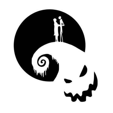 Nightmare Before Christmas Svg File Free  – 367+ Best Quality File