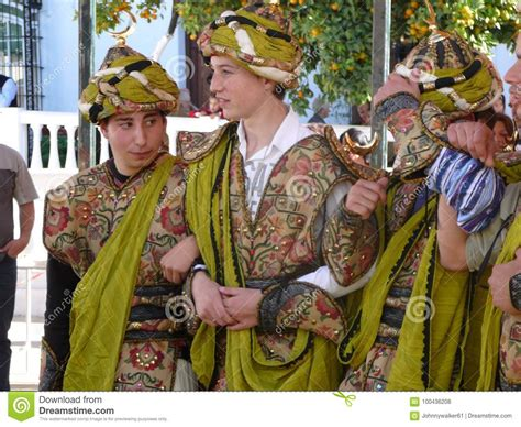 andalusian village festival spain
