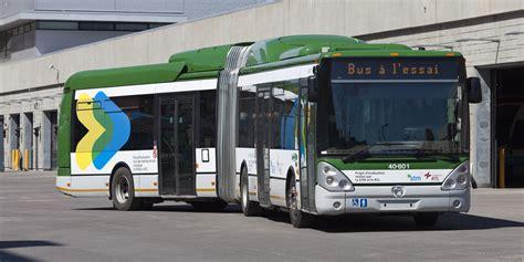 bilan de lessai du bus articule hybride de irisbus iveco
