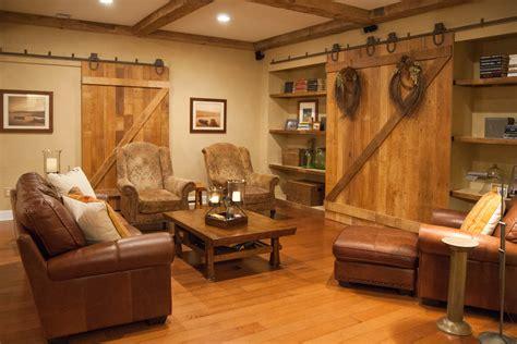 incredible farmhouse basement design
