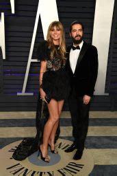 Heidi Klum Vanity Fair Oscar Party