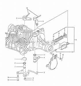 Husqvarna Engine