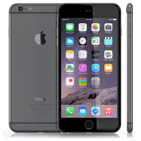 apple iphone 6 plus apple apple iphone 6 plus 64gb space grey
