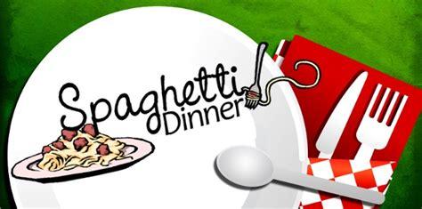 Spaghetti Dinner Clip Free Clipart Spaghetti Dinner