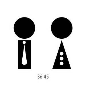 design inspiration website age gender icon set bohemestudio