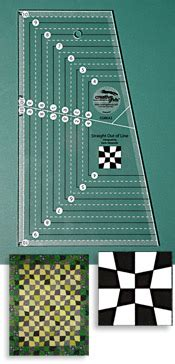 rulers   patchworker  quilters  creative grids