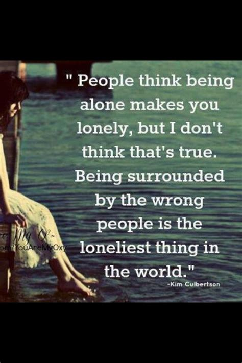 Id Rather Be Alone Quotes