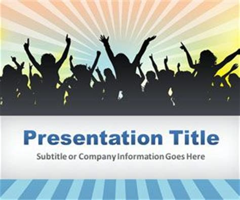 party powerpoint templates   powerpoint
