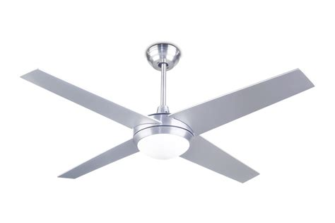 modern and trendy ceiling fan with light