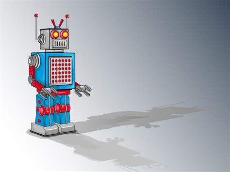 Robot Background Robots Images Robot Wallpaper Hd Wallpaper And Background