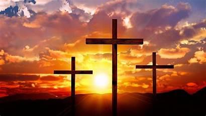 Crosses Three 4k Jesus Wallpapers Wallpaperplay Res
