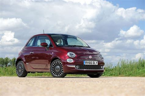 Fiat For Lease by Fiat 500 Hatchback Lease Fiat 500 Finance Deals And Car